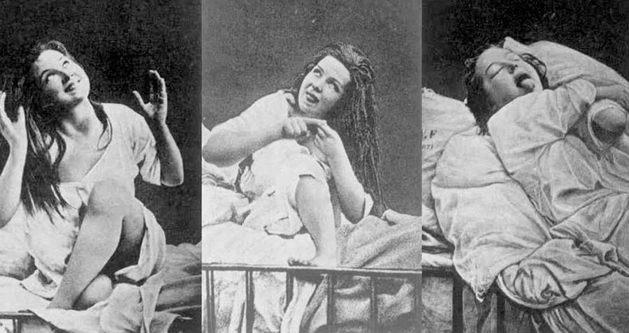 Female sexuality in victorian england