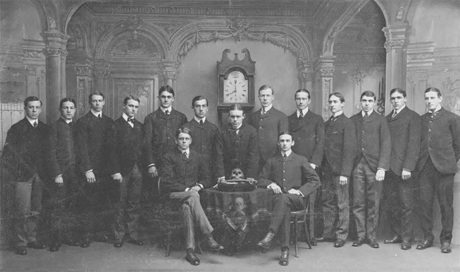 Secret Societies Skull and Bones Members