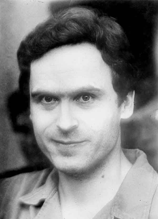 Ted Bundy Portrait