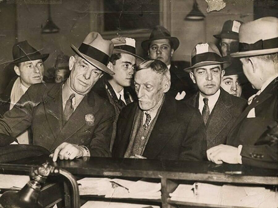 Albert Fish In Court