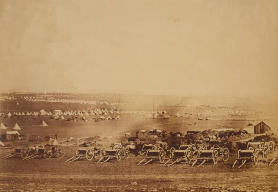 Artillery Wagons