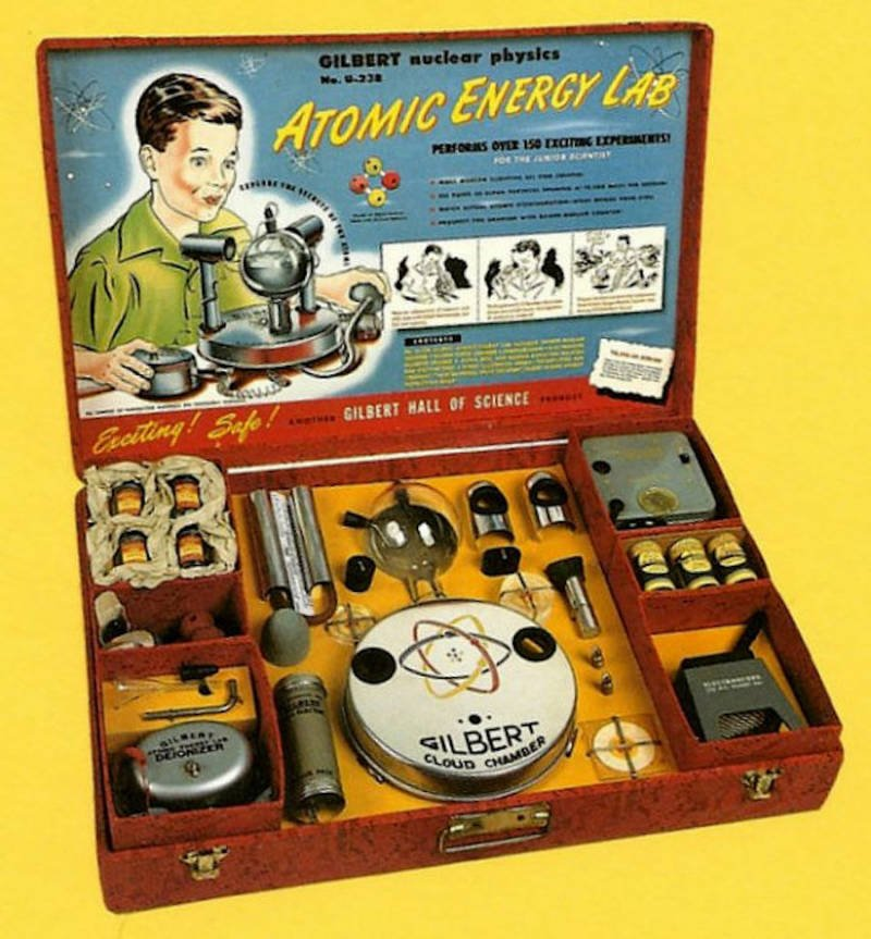 Atomic Energy Laboratory
