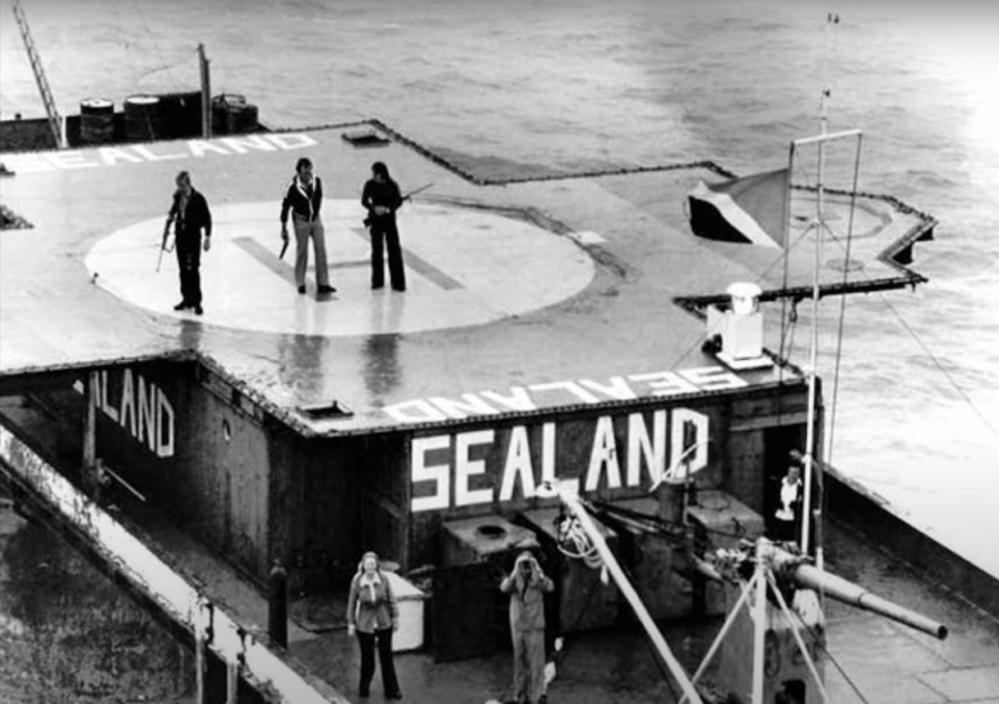 Attack On Sealand