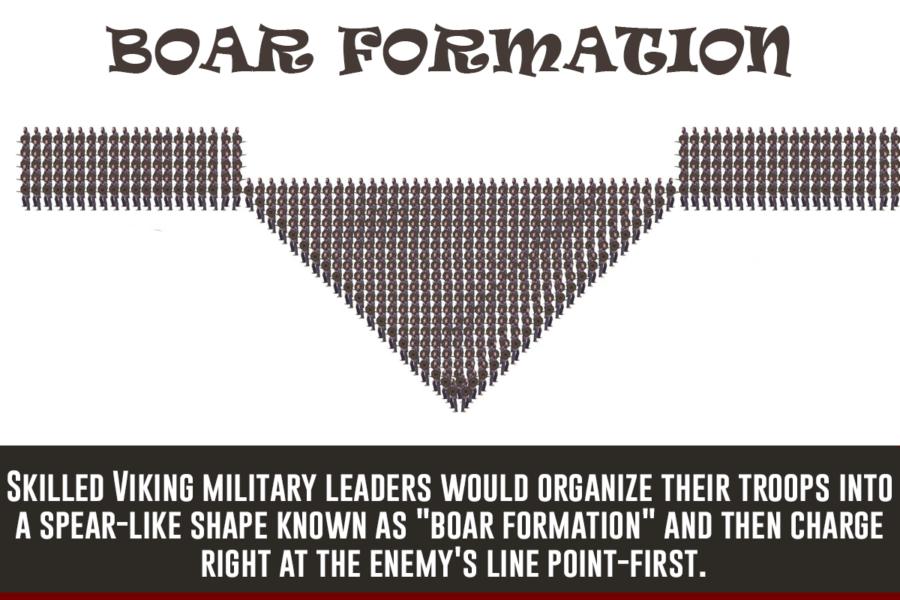 Boar Formation