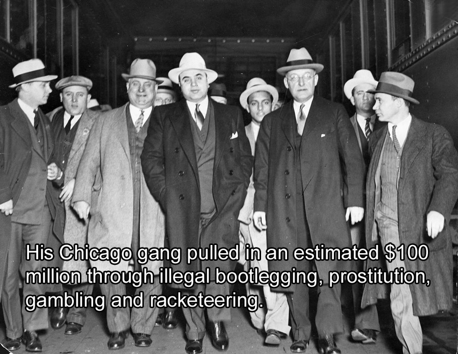 Al Capone Facts About Wealth