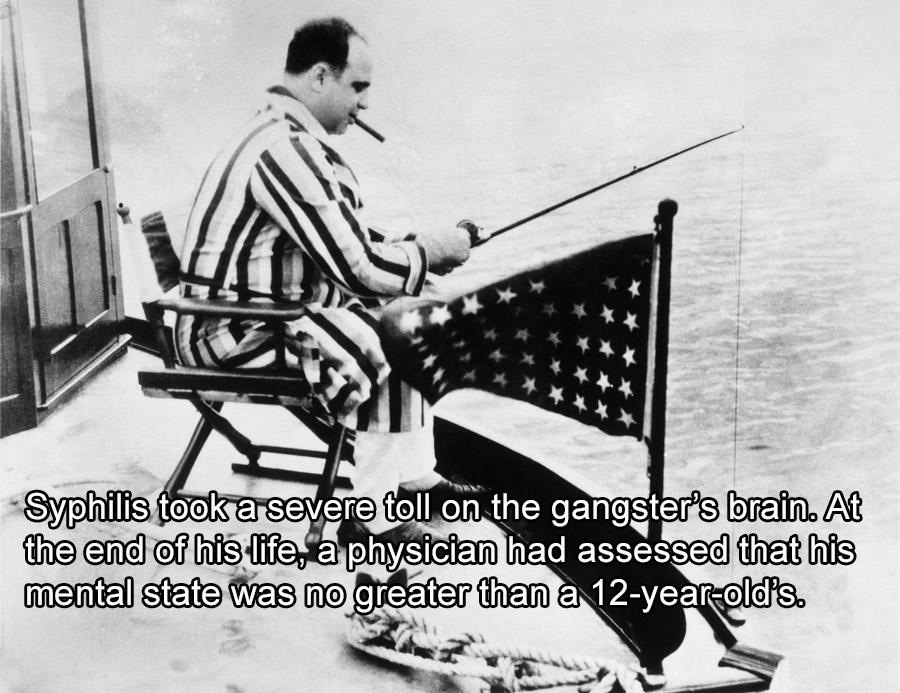 Capone Fishing
