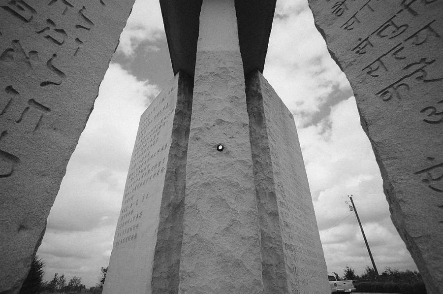 Center Of Guidestones