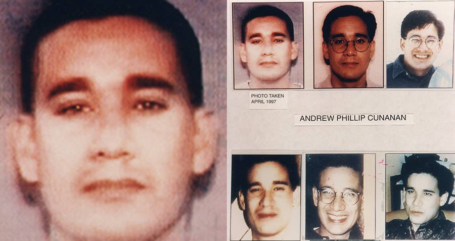 Andrew Cunanan FBI Most Wanted poster