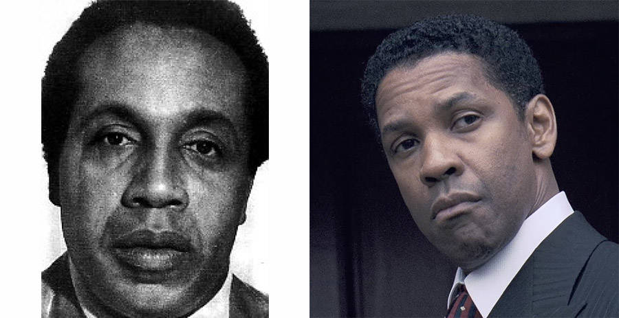 Denzel Washington As Frank Lucas