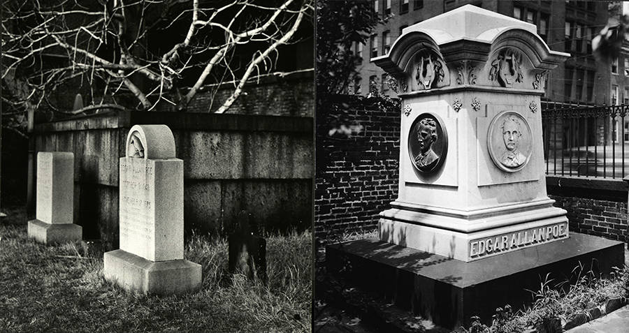 Edgar Allan Poe Graves