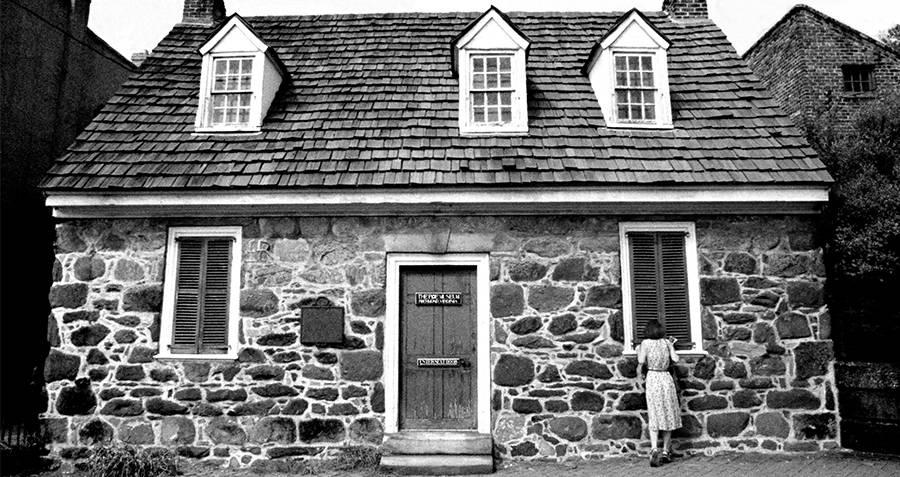 Edgar Allan Poe Home