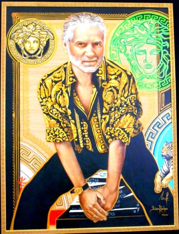 Gianni Versace Portrait