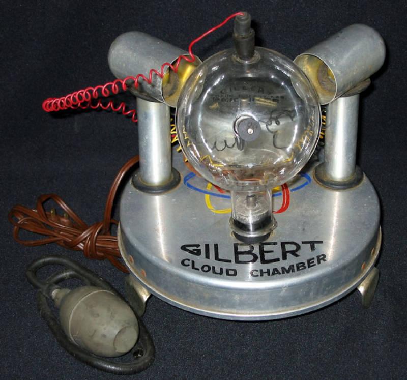 Gilbert Cloud Chamber