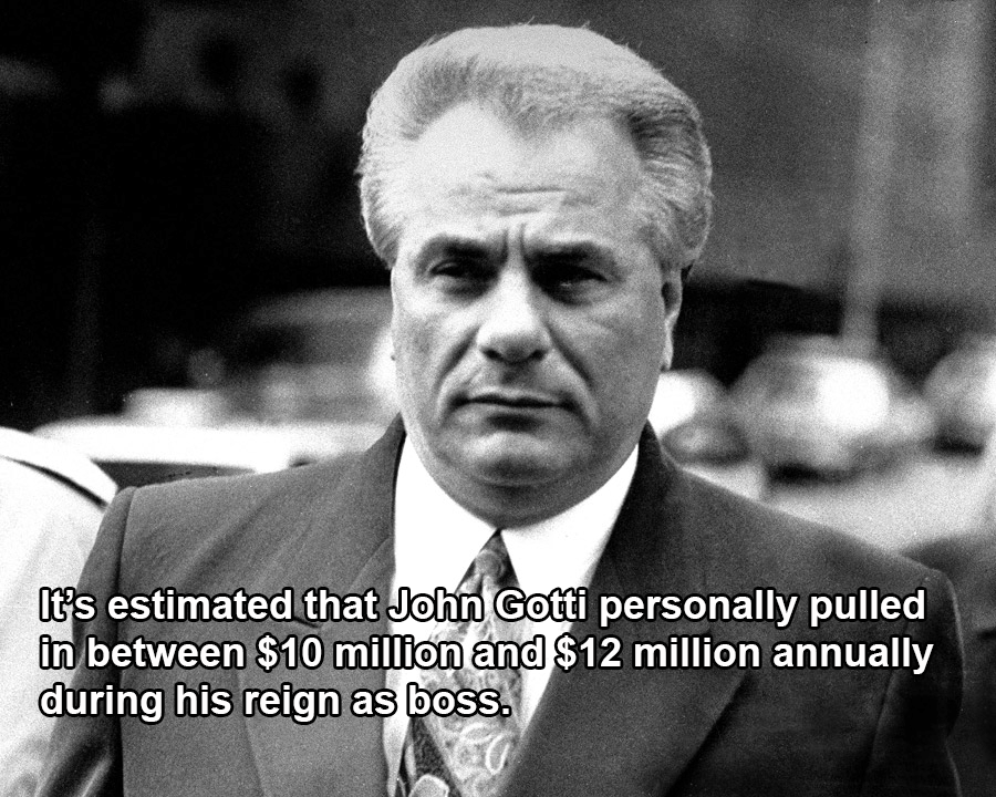 27 John Gotti Facts That Reveal The Man Behind The Dapper Don