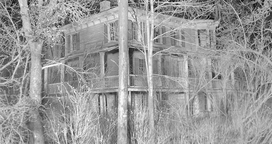 Grace Budd Murder House