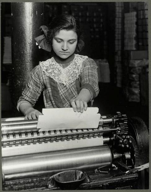 Italian Factory Worker