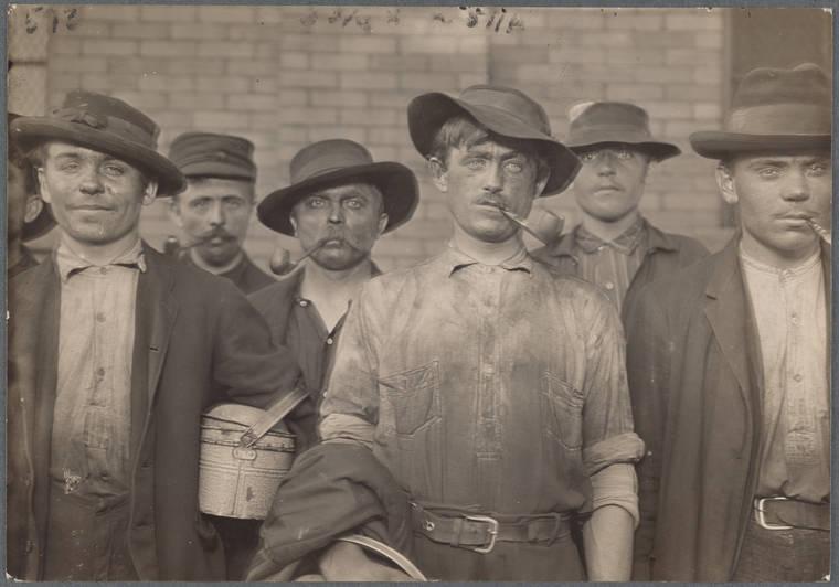 Italian Steelworkers