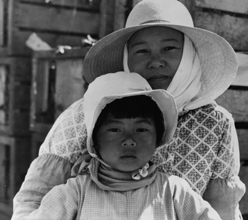 Japanese American Woman