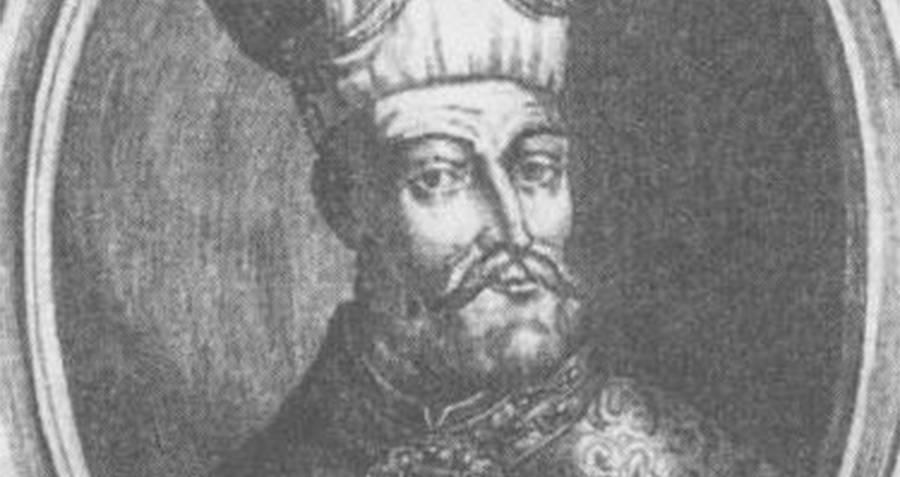 Drawing of Prince Ivan Kanitovsk