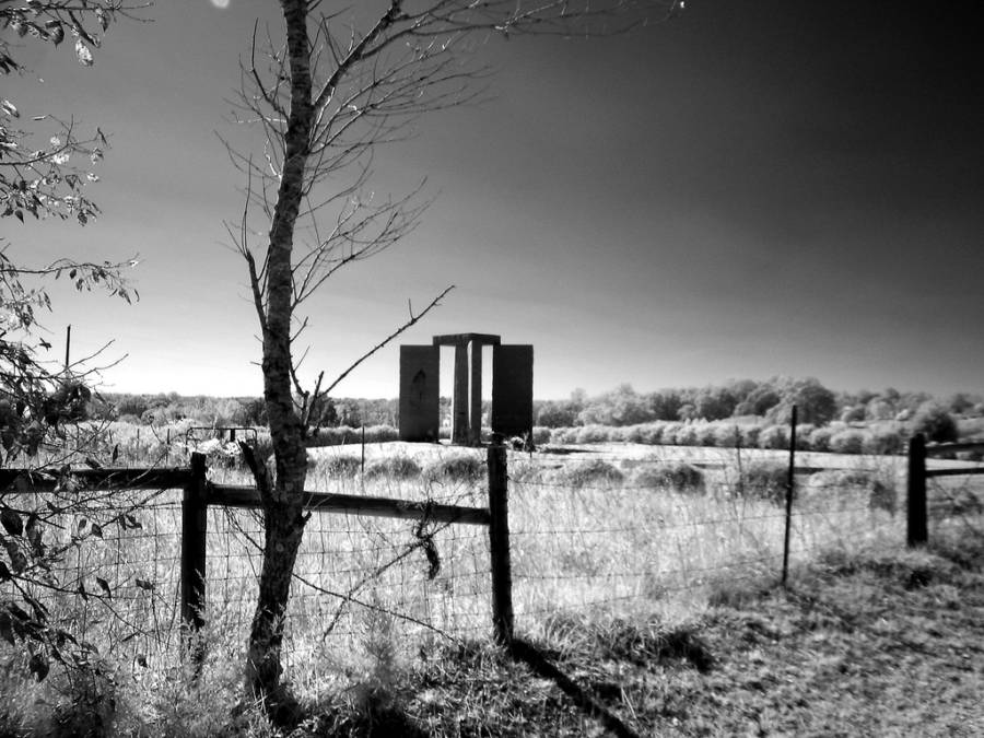 Landscape Surrounding Guidestones