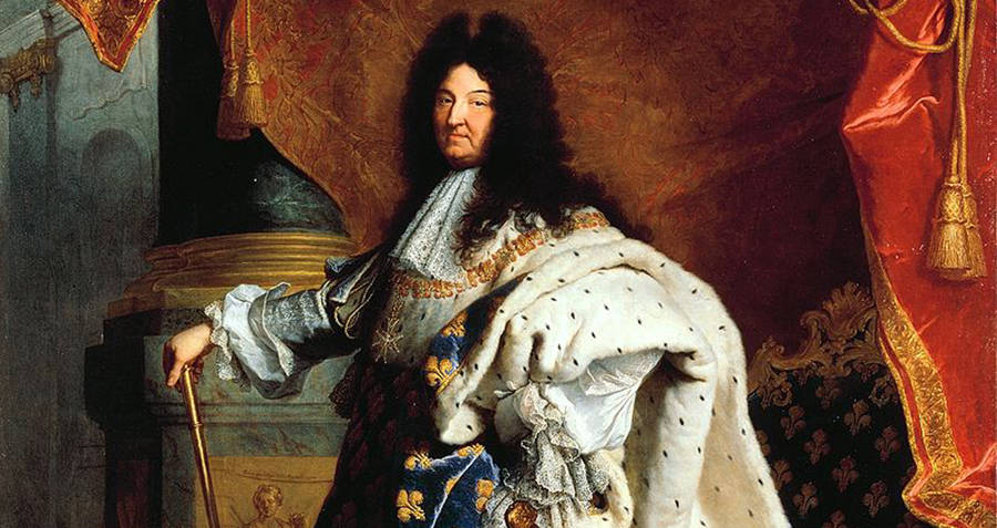 King Louis XIV Hope diamond curse