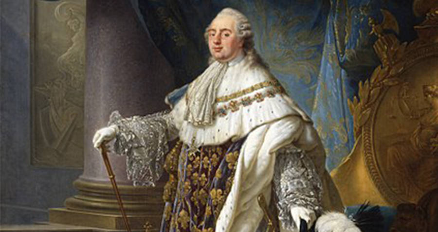 King Louis XVI Hope Diamond curse