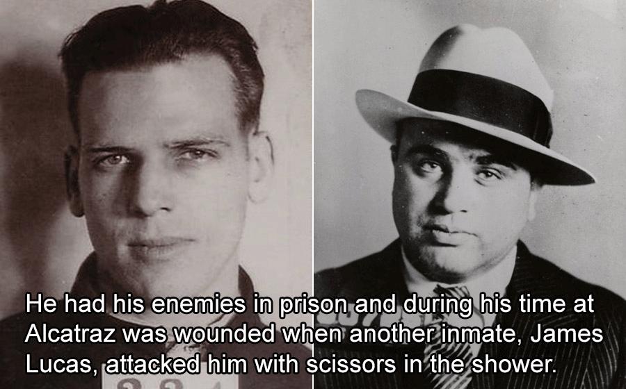 The Saint Valentine's Day Massacre: Who Was Al Capone? - WorldAtlas