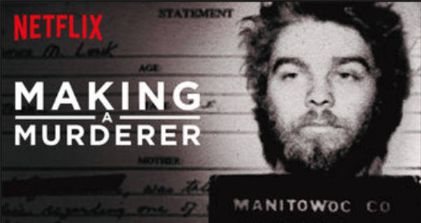 Making A Murderer best Netflix documentaries