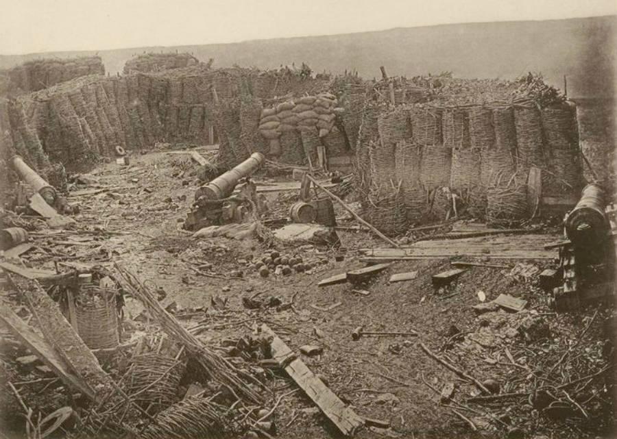Malakhov Hill Battery