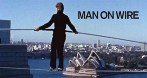Man On Wre