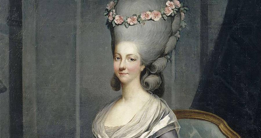 Marie Louise, Princess de Lamballe