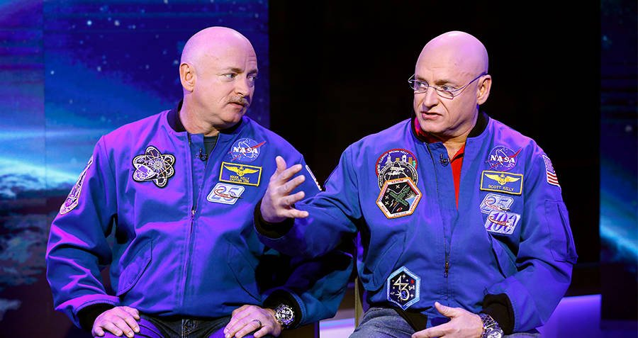Mark Scott Kelly