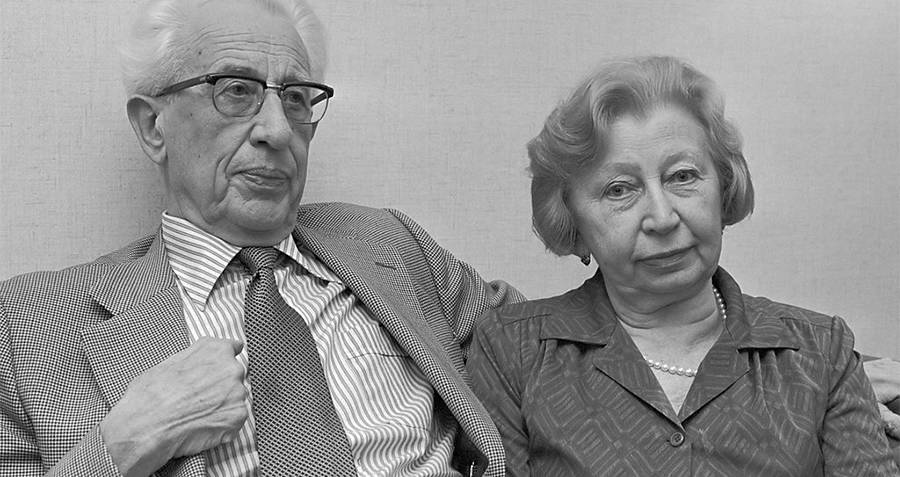 Miep Gies And Jan Gies