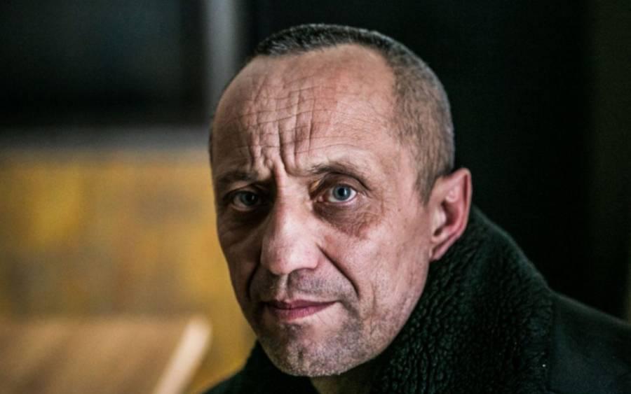 Mikhail Popkov Portrait