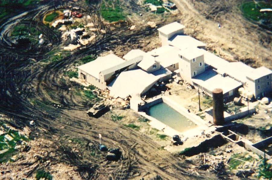 Mount Carmel Settlement