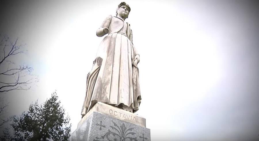 Octavia Smith Hatcher Grave