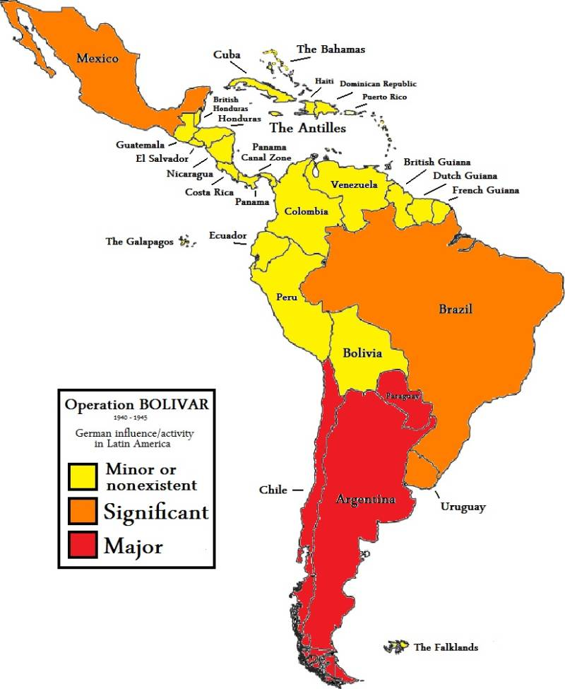 Operation Bolivar