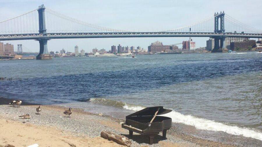 Piano Beach