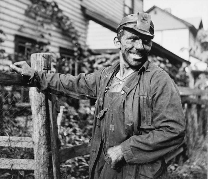 Polish Miner