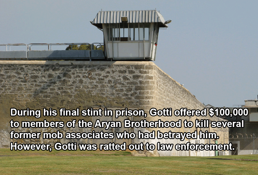 Prison Tower