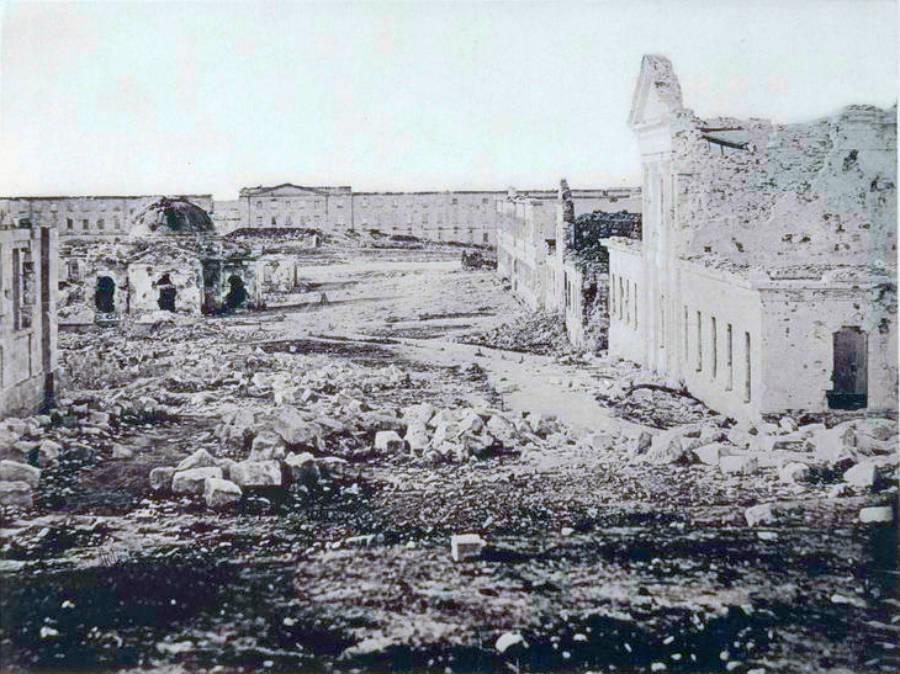 Crimean War Barracks