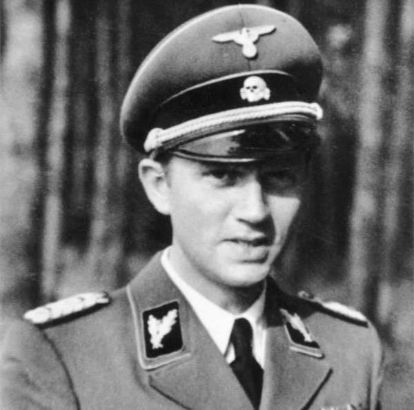 Nazi General Walter Schellenberg