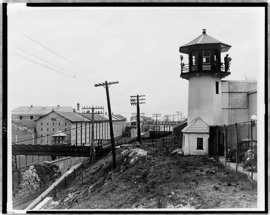 Sing Sing Prison In 1938