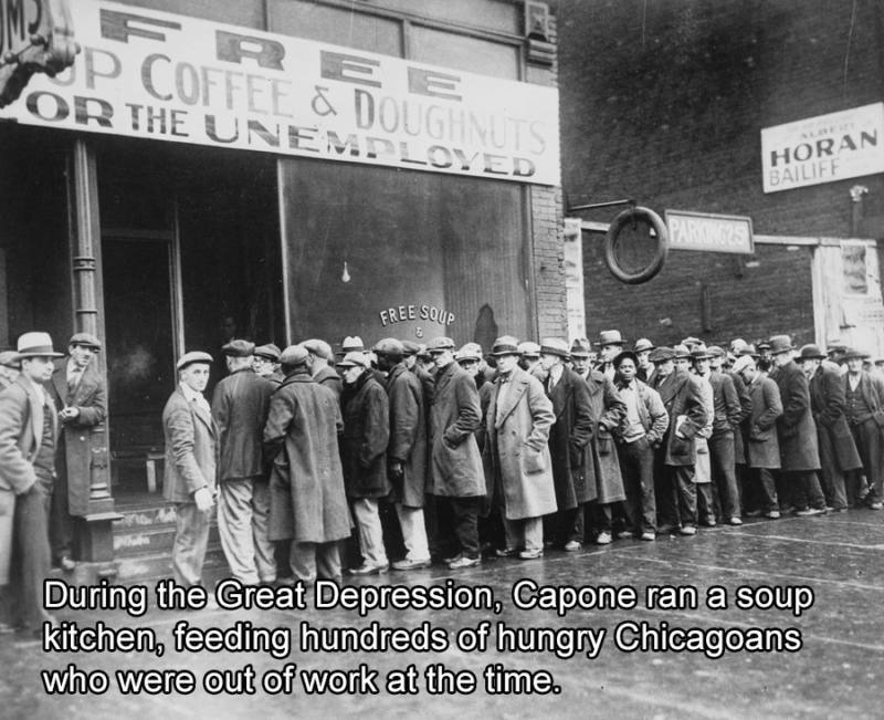 Capone's Soup Kitchen