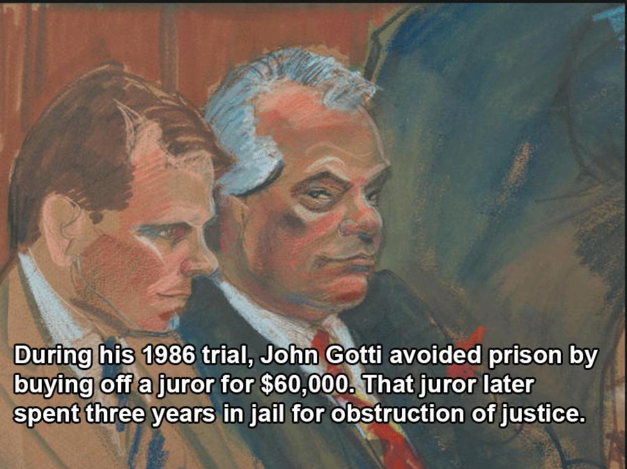 Trial Bribe