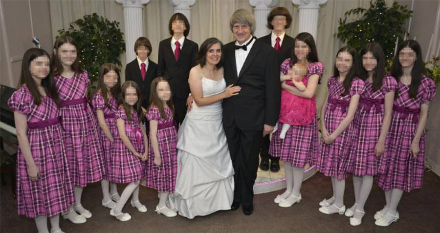 Turpin Children With Parents