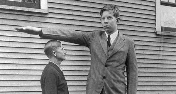 The Tragically Short Life Of Robert Wadlow, The World's
