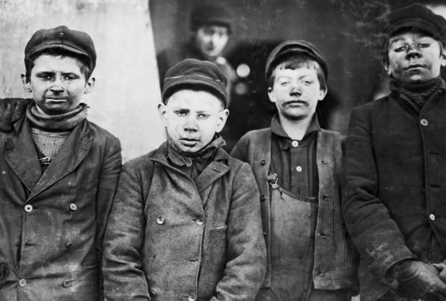 West Virginia Mine Workers