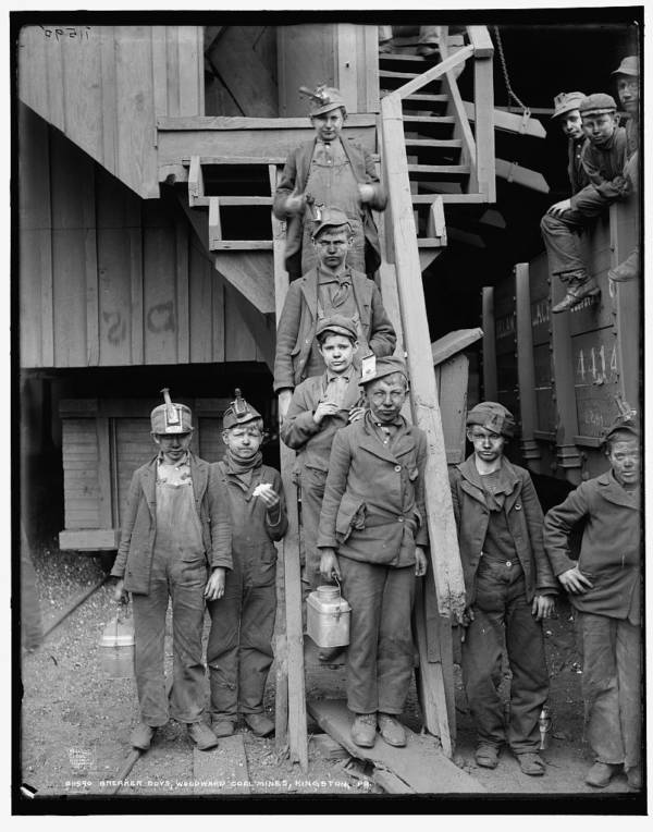 Woodward Mines