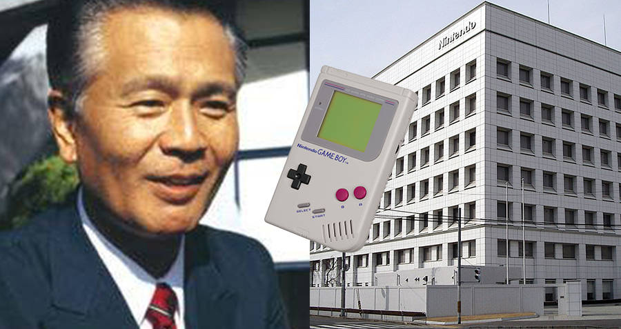 Inventor Of Game Boy